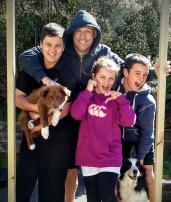 jasper and family