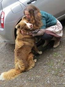Bear with Mum Nicky