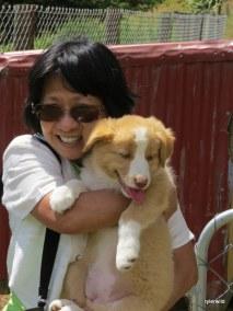 Cristeta with Cherie