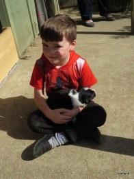 Thomas with Fredrick