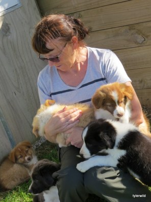 Karen and friends